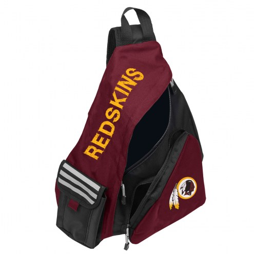Washington Redskins Leadoff Sling Backpack
