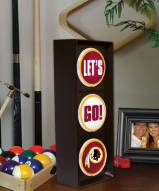 Washington Redskins Let's Go Light