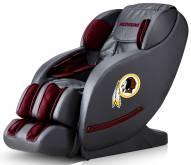 Washington Redskins Luxury Zero Gravity Massage Chair