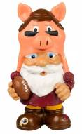 Washington Redskins Mad Hatter Garden Gnome
