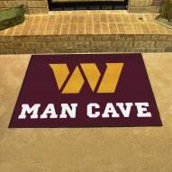 Washington Redskins Man Cave All-Star Rug