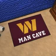 Washington Redskins Man Cave Starter Mat