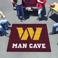 Washington Redskins Man Cave Tailgate Mat