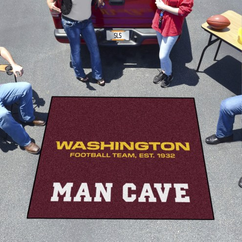 Washington Redskins Man Cave Ulti-Mat Rug