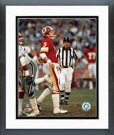Washington Redskins Mark Moseley Action Framed Photo