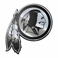 Washington Redskins Metal Car Emblem
