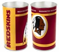Washington Redskins Metal Wastebasket
