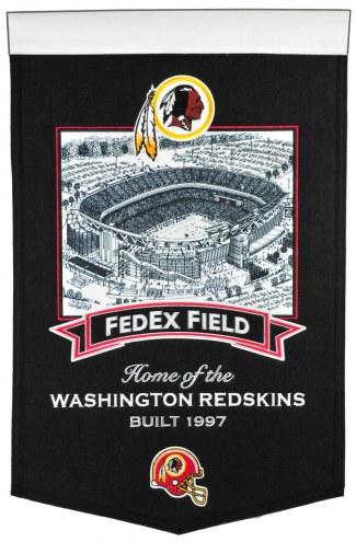 Washington Redskins NFL Fedex Field Stadium Banner