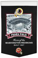 Washington Redskins NFL Fedex Field Stadium Banner