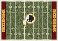 Washington Redskins NFL Home Field Area Rug