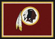 Washington Redskins NFL Team Spirit Area Rug
