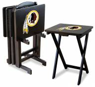 Washington Redskins NFL TV Trays - Set of 4