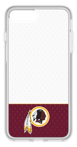 Washington Redskins OtterBox iPhone 8 Plus/7 Plus Symmetry Clear Case