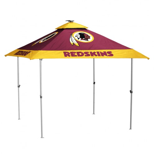 Washington Redskins Pagoda Tent with Lights