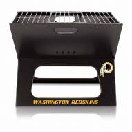 Washington Redskins Portable Charcoal X-Grill
