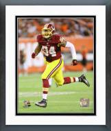 Washington Redskins Preston Smith Action Framed Photo