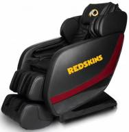 Washington Redskins Professional 3D Massage Chair
