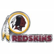 Washington Redskins Color Car Emblem