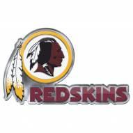 Washington Redskins Color Car Emblem