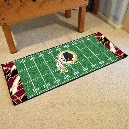 Washington Redskins Quicksnap Runner Rug