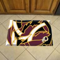 Washington Redskins Quicksnap Scraper Door Mat