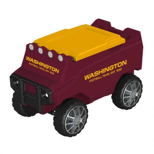 Washington Redskins Remote Control Rover Cooler