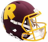 Washington Redskins Riddell AMP Collectible Full Size Helmet