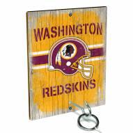 Washington Redskins Ring Toss Game