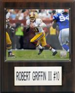 "Washington Redskins Robert Griffin III 12 x 15"" Player Plaque"