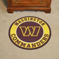 Washington Redskins Rounded Mat