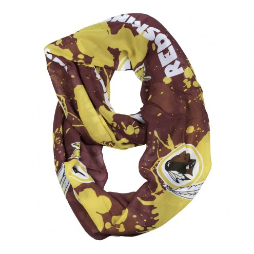 Washington Redskins Silky Infinity Scarf