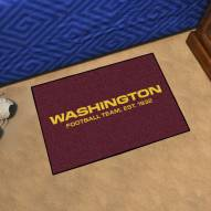 Washington Redskins Starter Rug
