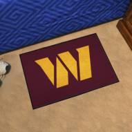 Washington Redskins Starter Rug