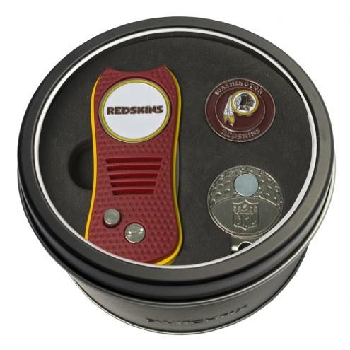 Washington Redskins Switchfix Golf Divot Tool, Hat Clip, & Ball Marker