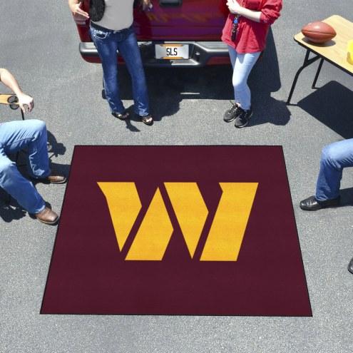 Washington Redskins Tailgate Mat