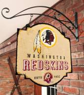 Washington Redskins Tavern Sign
