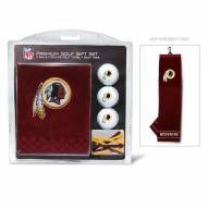 Washington Redskins Golf Gift Set