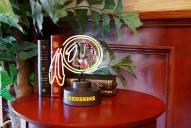 Washington Redskins Team Logo Neon Lamp
