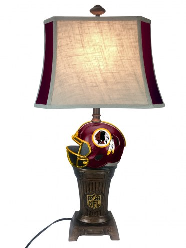 Washington Redskins Trophy Lamp