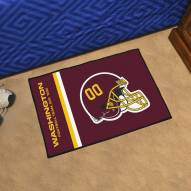 Washington Redskins Uniform Inspired Starter Rug