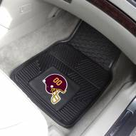 Washington Redskins Vinyl 2-Piece Car Floor Mats