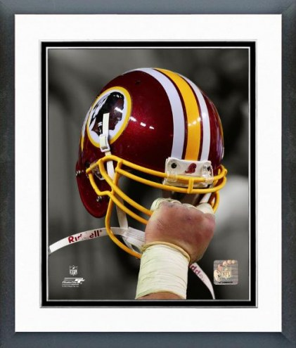 Washington Redskins Washington Redskins Helmet Spotlight Framed Photo