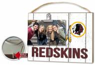 Washington Redskins Weathered Logo Photo Frame