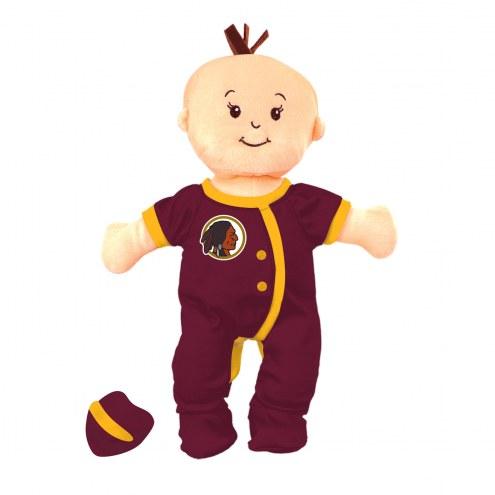 Washington Redskins Wee Baby Team Doll