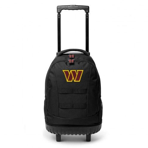 Washington Football Team Wheeled Backpack Tool Bag