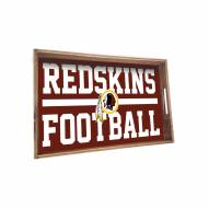 Washington Redskins Wooden Serving Tray