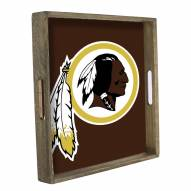 Washington Redskins Wooden Tray