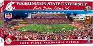 Washington State Cougars 1000 Piece Panoramic Puzzle