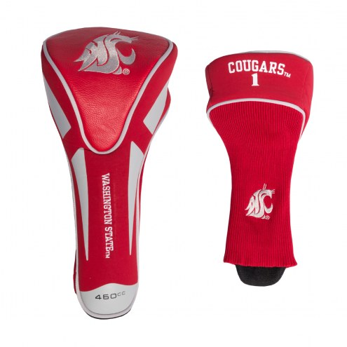 Washington State Cougars Apex Golf Driver Headcover
