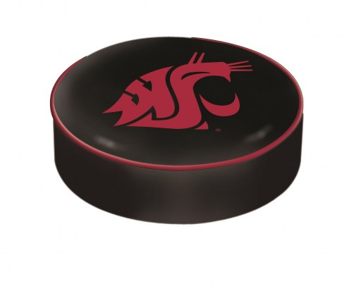 Washington State Cougars Bar Stool Seat Cover